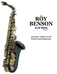 Roy Benson - Roy Benson AS-202K Alto Saksafon