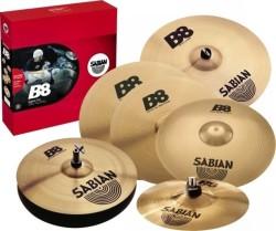 Sabian - Sabian B8 Cymbal Super Set
