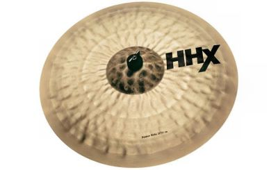 Sabian Cymbals HHX Power Ride