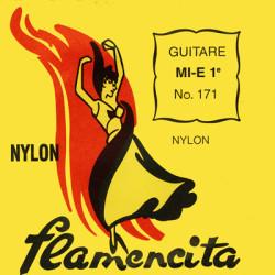 Savarez - Savarez 170 Flamencita Flamenko Gitar Teli