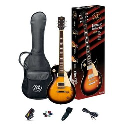 Squier - SX SE3-SK-VS Elektro Gitar Seti
