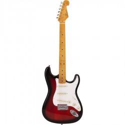 SX - SX SST57 2TS Stratocaster Elektro Gitar