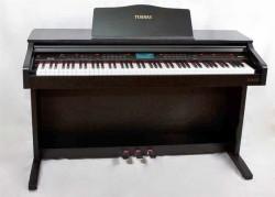 Tuanas - Tuanas DK200B Mat Siyah Dijital Piyano + Tabure