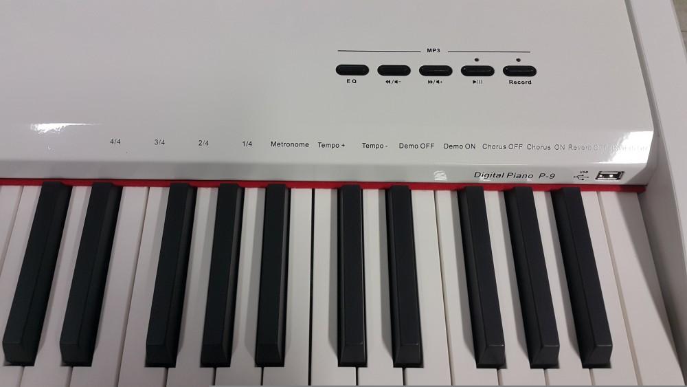 Tuanas P9WH Hammer Action 88 Tuş Dijital Piyano