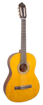 Valencia VC204H Hybrid Mat Klasik Gitar (Üst Eşik 45mm)