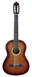 Valencia - Valencia VC204HCSB Hybrid Mat Klasik Gitar (Üst Eşik 45mm)