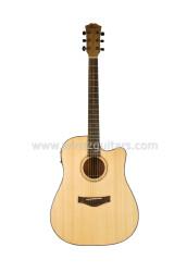 Winzz - Winzz AF485CE Elektro Akustik Gitar